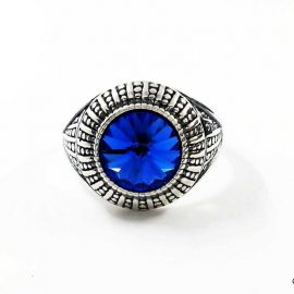 Žiedas su Swarovski kristalu S1440