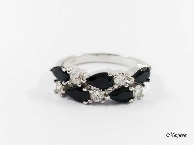 Žiedas su Cirkoniais S1787