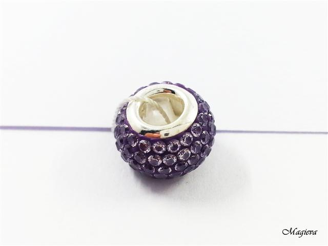 Pakabukas su Swarovski kristalais S2013