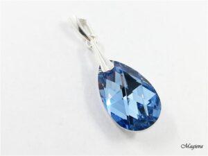 Pakabukas su Swarovski kristalu S1601